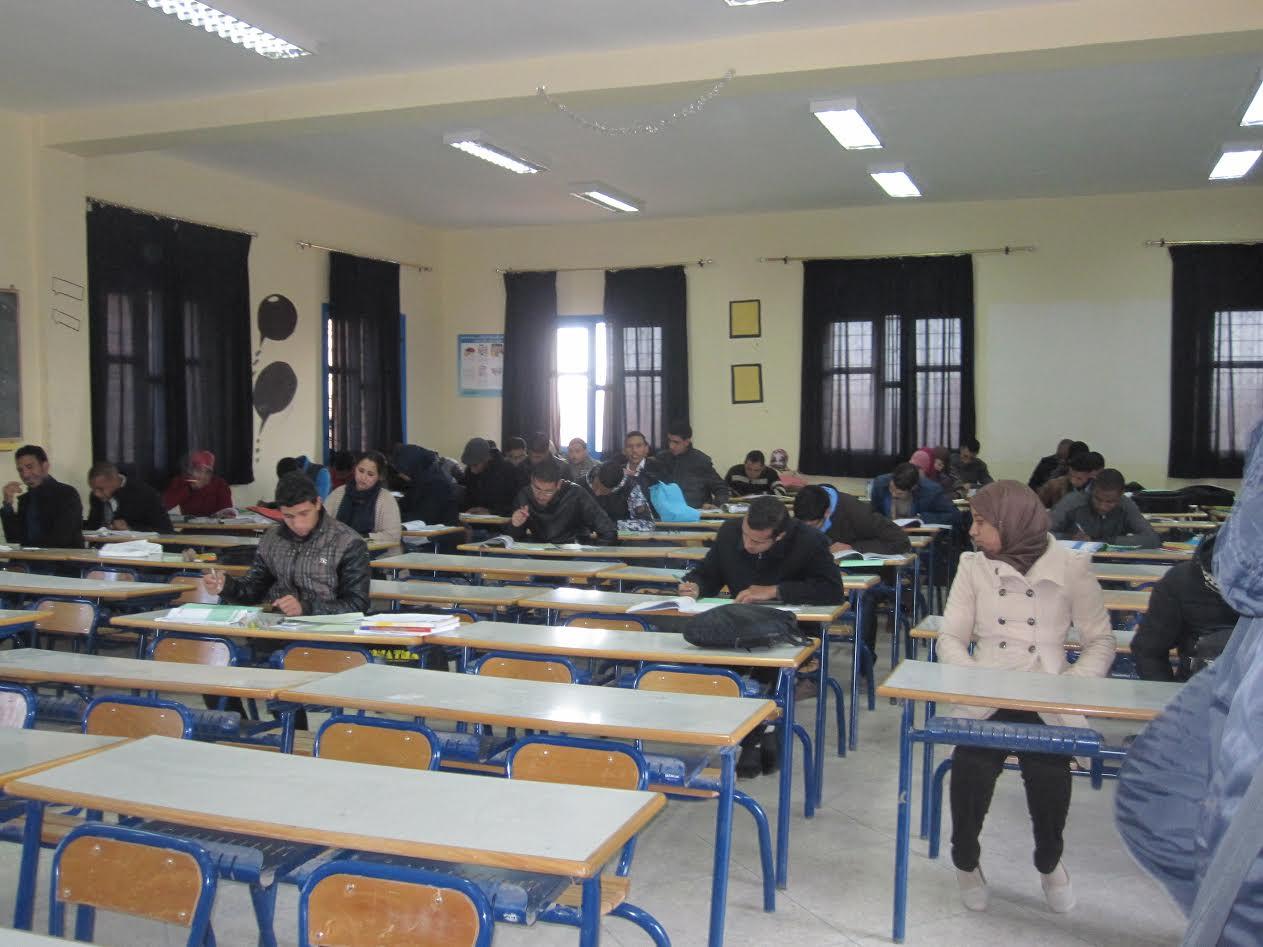 الاختبارات العملية والشفوية الخاصة بمباراة توظيف الاساتذة بالمديرية الإقليمية لوزارة التربية الوطنية بزاكورة-3