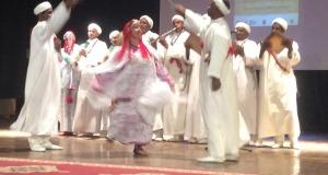 افتتاح فعاليات الدورة الثانية لمهرجان زاكورة للفنون الغنائية بواحات درعة الذي يُنظمه المركز الثقافي بزاكورة