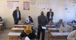 انطلاق الامتحانات  الإشهادية الجهوية بالثانوي الإعدادي بمديرية زاكورة