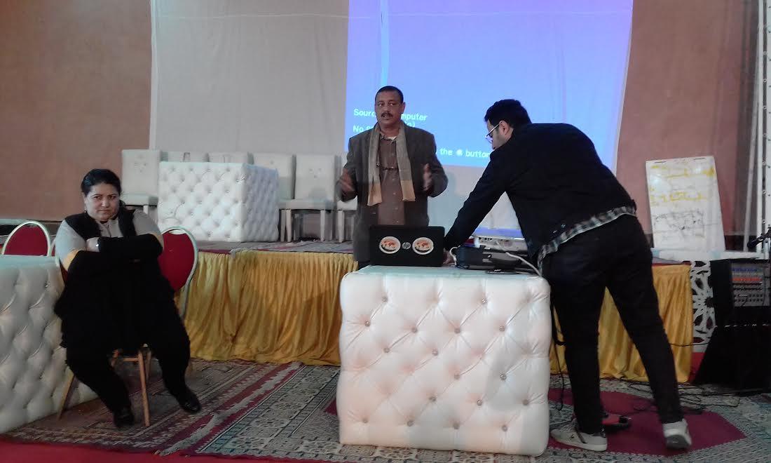 الجمعية الديمقراطية لنساء المغرب تنظم لقاءات إقليمية لفائدة 10 جماعات بجهة درعة تافيلالت -2