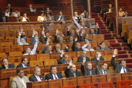 مجلس النواب يصادق بالإجماع على مشروع نظامه الداخلي
