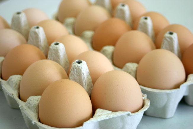 الافراط فى تناول البيض قد يزيد من إصابة الرجال بسرطان البروستات