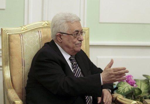 عباس: خياراتنا مفتوحة إذا لم تستأنف المفاوضات حتى 26 يناير