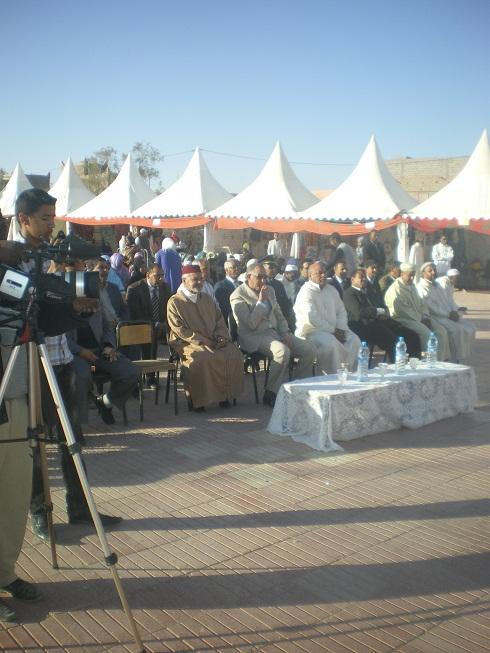 عامل إقليم زاكورة يختتم مهرجان تمكروت