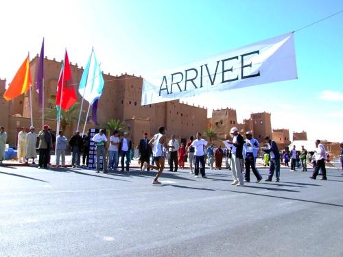 تنظيم الدورة الخامسة للماراثون الدولي لورزازات الأحد المقبل
