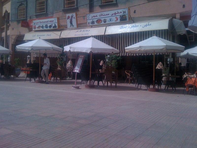 زاكورة: مقهى بزاكورة يشتكي من قائد الملحقة التابع لها