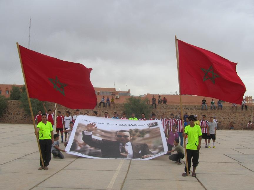 افتتاح دوري لكرة القدم ببومالن دادس خلال شهر رمضان