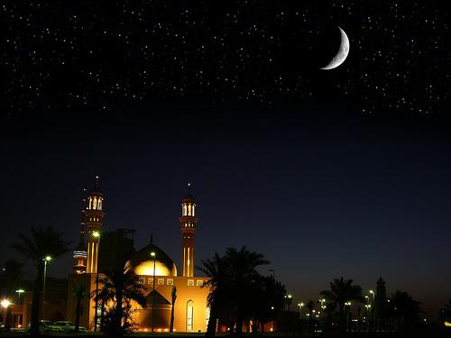 السبت أول أيام رمضان في الدول العربية