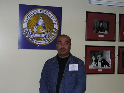 حوار مع السيد رئيس الاتحاد الدولي للإعلام الالكتروني فتحي ناطور