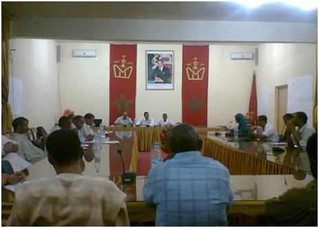 التمييز يطغى على منح الجمعيات بالمجلس البلدي بزاكورة