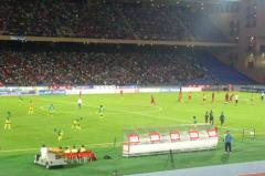 المنتخب الوطني يتأهل لنهائيات أمم إفريقيا 2013 بجنوب إفريقيا