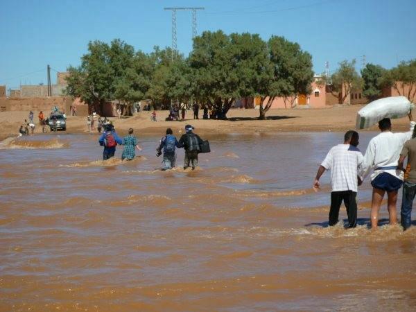 صندوق 'ووتر بود' لتحلية مياه صحراء محاميد الغزلان