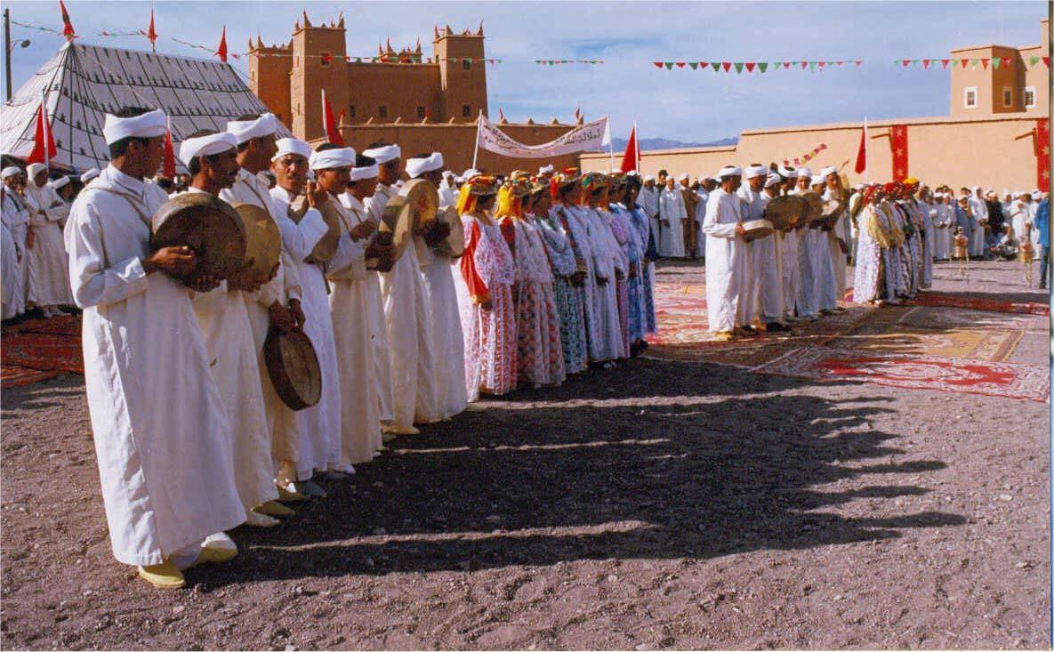 احتفالية بزاكورة من أجل التنوع الثقافي وتوثيق ثرات المنطقة