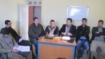 لقاء تواصلي للمنسق الإقليمي للشبيبة الاستقلالية مع شباب دائرة أولاد برحيل