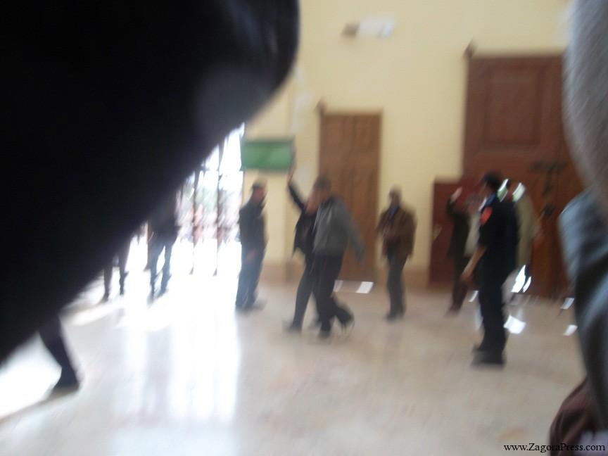 وقفة تضامنية مع معتقلي مدينة ورزازات