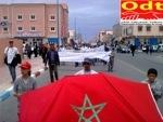 المنظمة الديمقراطية للتعليم تدعوا إلى تنظم وقفة احتجاجية ليلية بالشموع أمام نيابة وادي الذهب