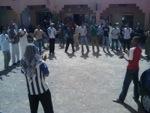 السلطات تعتقل طلبة من زاكورة في مراكش