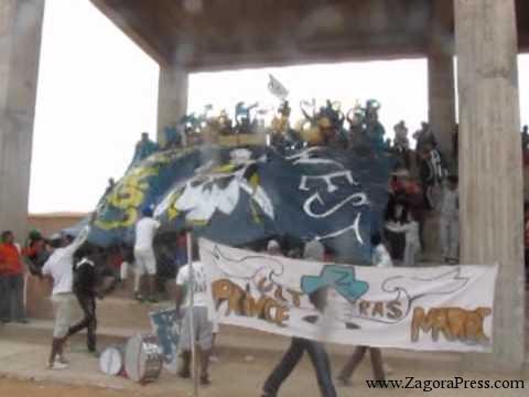 انتصار فريق إتحاد زاكورة لكرة القدم على فريق الجمعية الرياضية بومالن دادس  1-0
