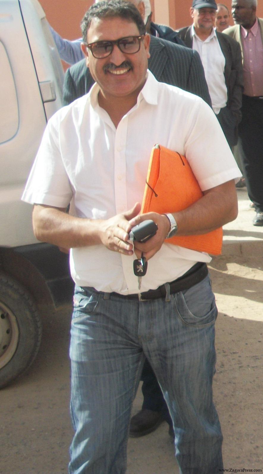 """جلسة المتابعة في حق""""حميد مجدي"""" بتهمة حيازة المخدرات (الشيرا و الكوكايين)"""