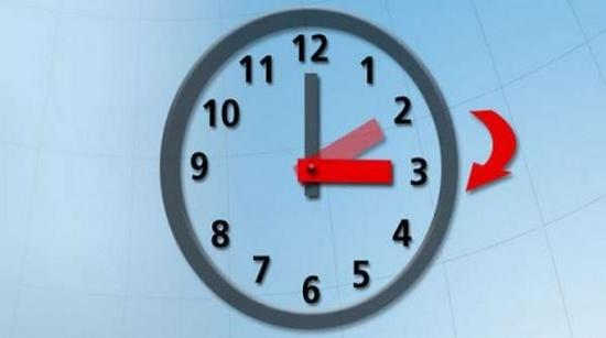 إضافة ساعة للتوقيت الرسمي للمملكة إبتداء من الثانية صباحا من يوم غد