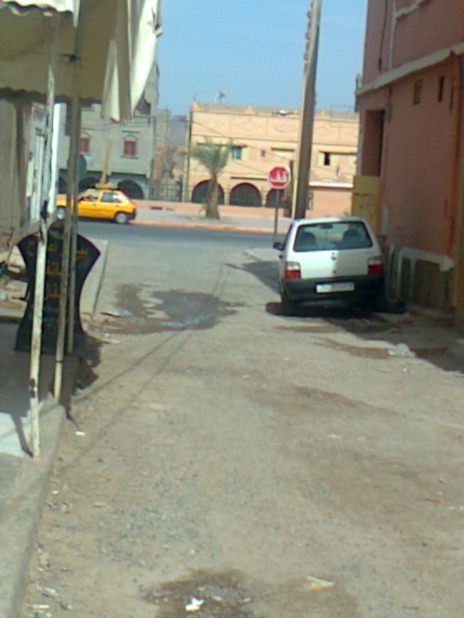زاكورة: سكان حي المسيرة يناشدون حزب الإستقلال من أجل التذخل لغلق محل للدعارة