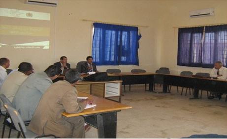 النائب الإقليمي يدعو إلى المزيد من الحزم والصرامة في الإمتحانات الإشهادية خلال إجتماع مع رؤساء ومديري مراكز الإمتحانات بزاكورة