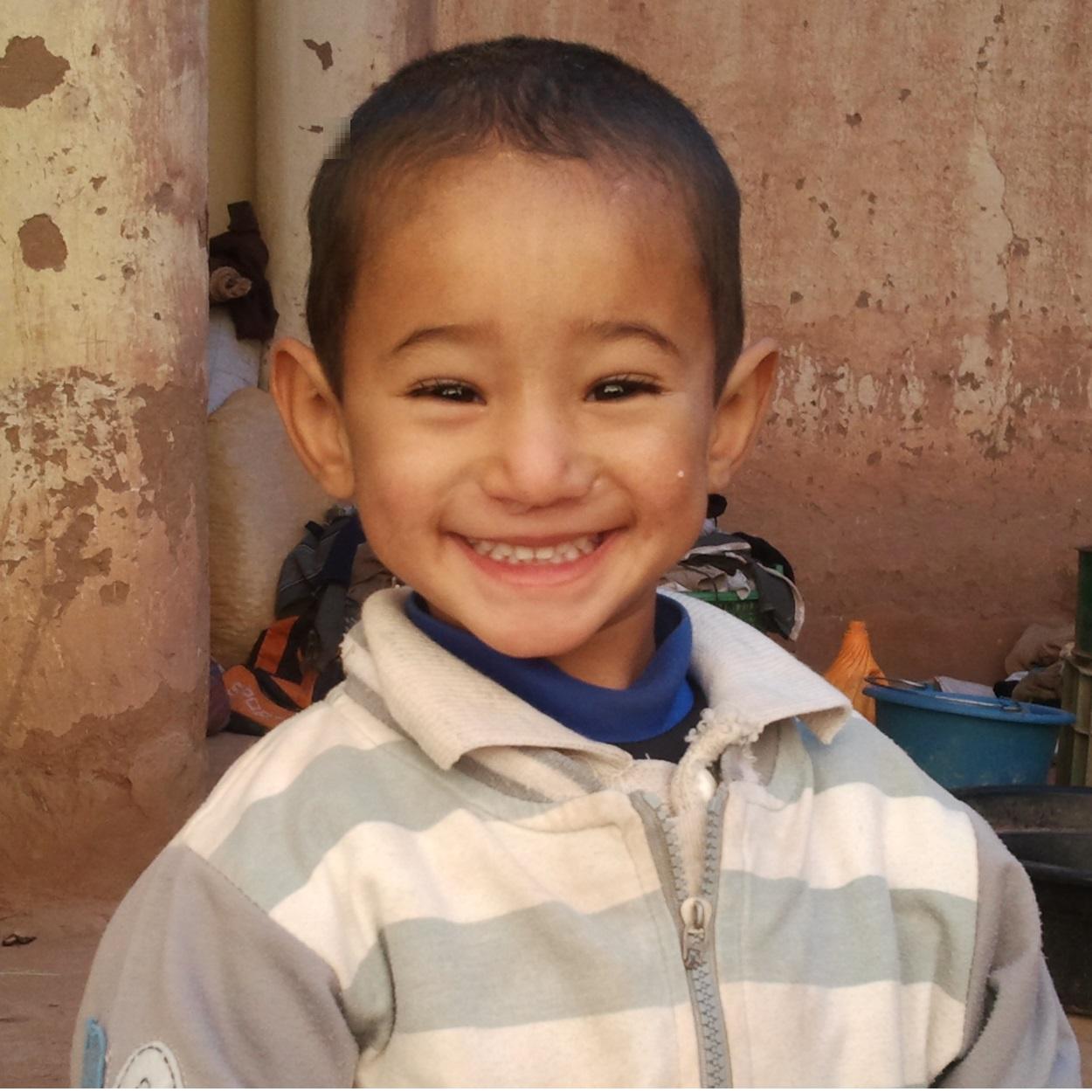 البحث عن طفل مختف من دوار تفراوت – جماعة بني زولي- زاكورة