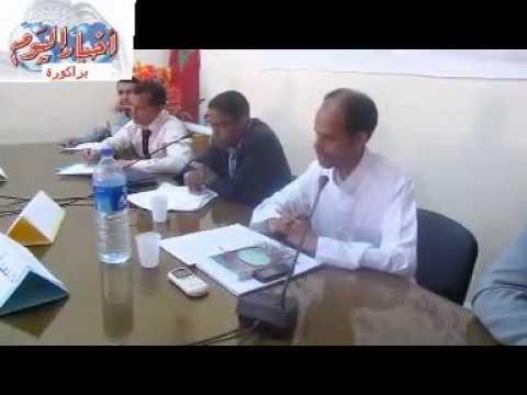 ندوة العصبة المغربية للدفاع عن حقوق الانسان فرع زاكورة