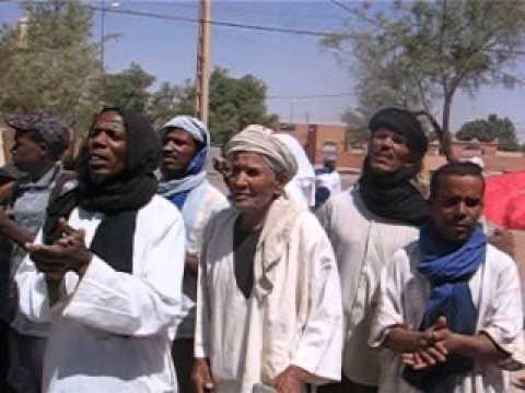 وقفة احتجاجية لساكنة امحاميد الغزلان للمطالبة بالماء الصالح للشرب