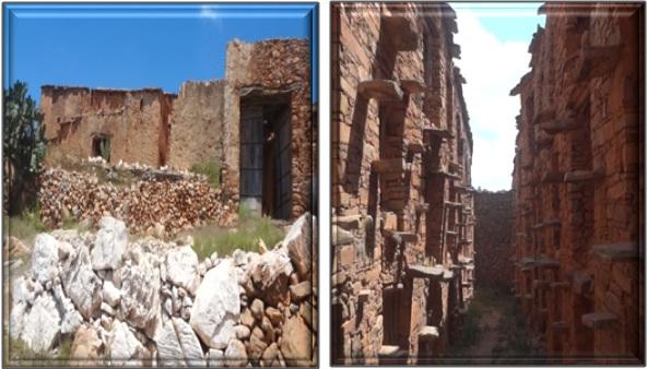 المخازن الجماعية بالجنوب المغربي أكادير ايمشكيكيلن نموذجا – Ali Nait elmoukadem