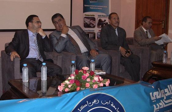 افتتاح الملتقى الدولي للصحفيين بأكادير