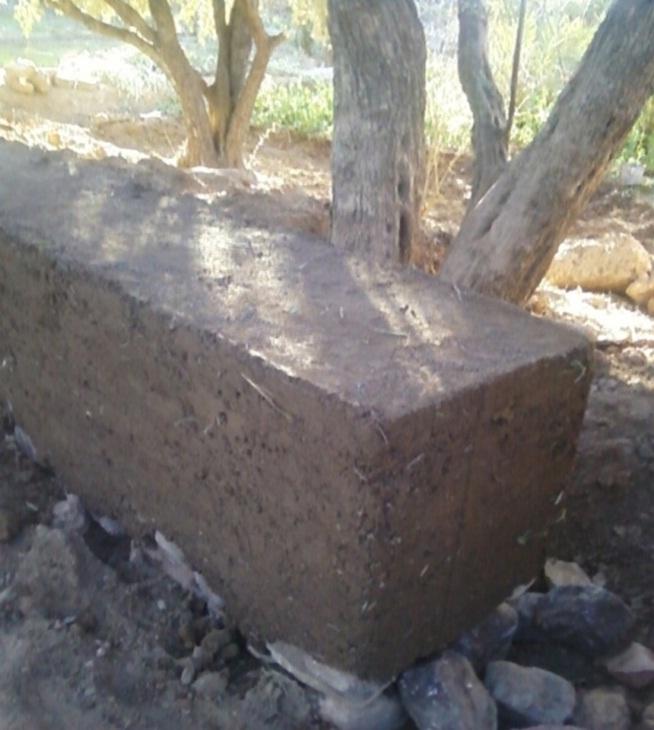 بواحة سكورة تقنية البناء بالتابوت –  Agaouar badia