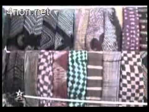 الملحفة الصحراوية – Ennaffaa manafal