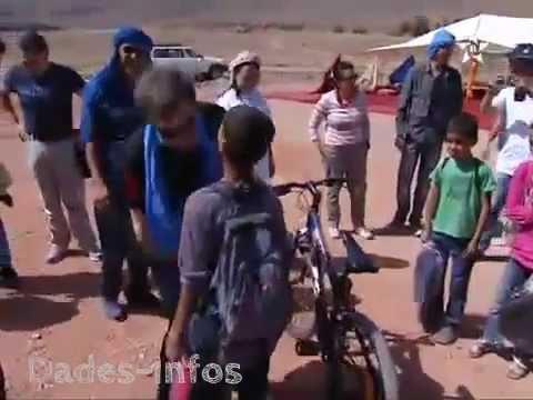 زاكورة: جمعيتان تقومان باعادة تأهيل مدرسة بوتيوس بتونزولين