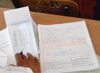 أساتذة بنيابة ورزازات يمتنعون عن تصحيح أوراق الامتحان الجهوي