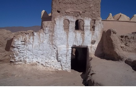 صومعة مولاي علي بن عبدالرحمن – ABDEDAIM ABDELHAMID