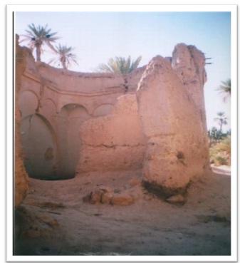 العمارة الجنائزية بتغجيجت – Redouane Ammar