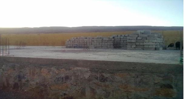 نداء للمحسنين للمساهمة في بناء مسجد تنومريت