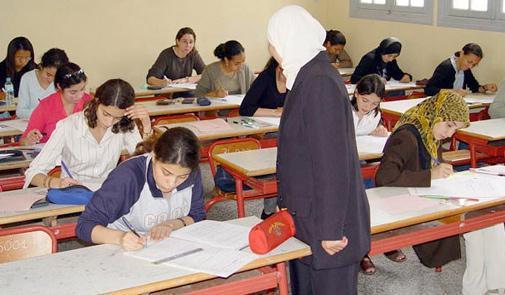 ظاهرة الغش في المدارس المغربية تحت المجهر