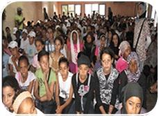 تنظم مؤسسة ورزازات الكبرى للتنمية المستدامة مخيمها الصيفي الثالث للموسم 2013