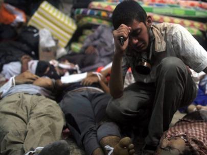 الوضع في مصر.. المغرب يتأسف