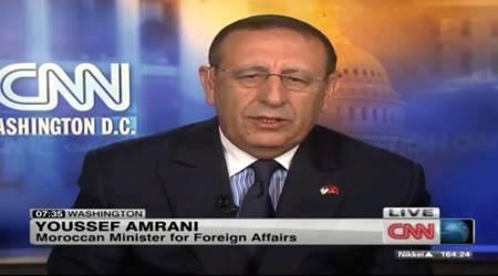 قناة CNN الأمريكية لا تعترف بالعثماني وزيرا للخارجية