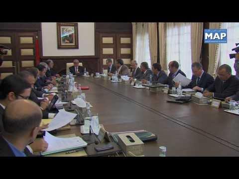 مجلس الحكومة يصادق على مرسوم متعلق بتغيير الساعة القانونية