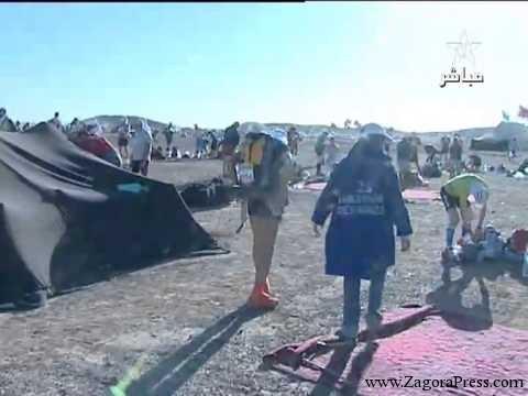 ماراثون الرمال في المغرب سباق عالمي ذو طابع خاص (موقع إلكتروني مكسيكي)