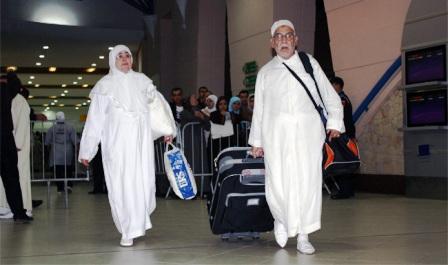 الرباط سلا: انطلاق أولى رحلات الحجاج المغاربة نحو الديار المقدسة اليوم السبت
