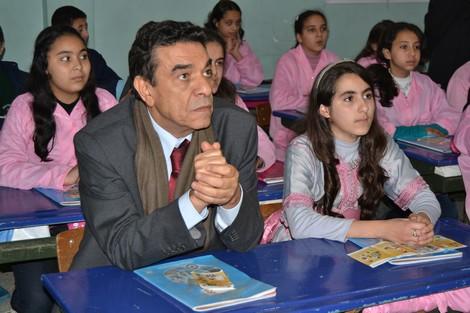 """اليونيسف تشيد بـ""""الوفا"""" وبالتقدم الذي أحرزه التعليم في المغرب"""