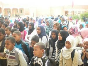 أزيد من 68 ألف تلميذ وتلميذة يلتحقون هذه السنة بالمؤسسات التعليمية بإقليم زاكورة