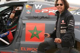 رالي أويل ليبيا الذي يربط بين مدينتي زاكورة و ارفود ضمن برنامج بطولة العالم 2013