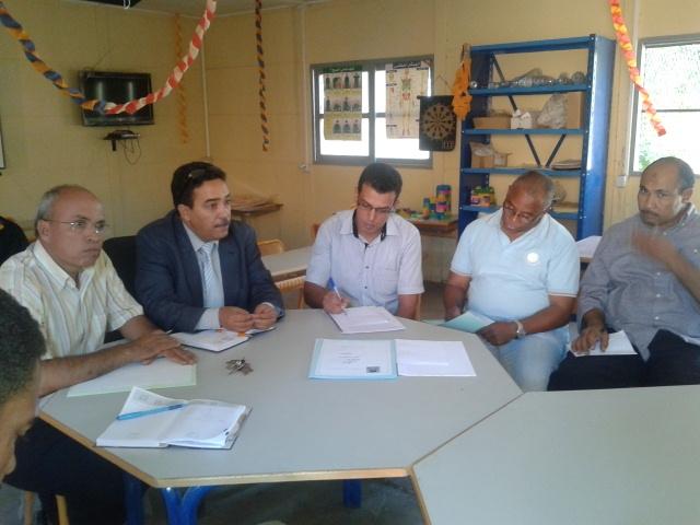 زاكورة: لقاء تواصلي لإدماج وتمدرس ذوي الإحتياجات الخاصة بالإقليم
