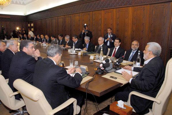 الرباط: مجلس الحكومة يصادق على ثلاثة مشاريع مراسيم تتعلق بالتشغيل والشؤون الاجتماعية